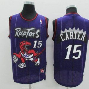 NBA Toronto Raptors Vince Carter Jersey BRAND NEW